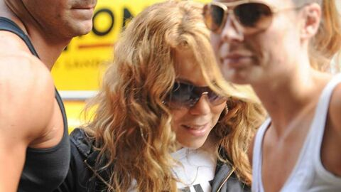 Mariah Carey s'est éclatée en boîte de nuit