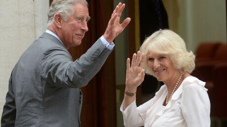 DIAPO Le prince Charles et les parents de Kate Middleton ont vu leur petit-fils