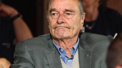 Trop affaibli, Jacques Chirac n'ira pas à Saint-Tropez