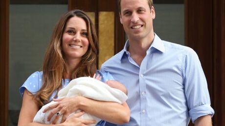 DIAPO Kate et William vous présentent leur fils