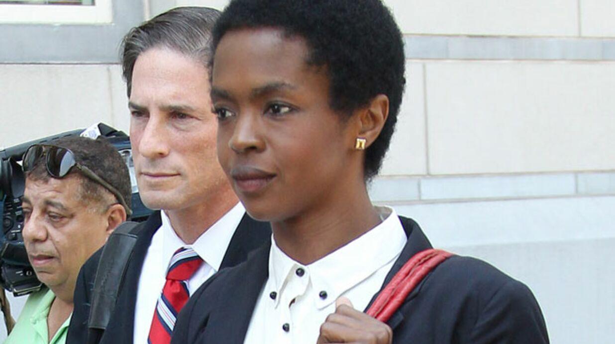 Lauryn Hill adresse une lettre ouverte à ses fans depuis la prison