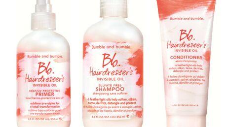 Bumble & Bumble déclare la guerre aux cheveux secs