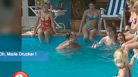 VIDEO Marie Drucker, en bikini, déchaînée dans Tout nu et tout bronzé de Carlos