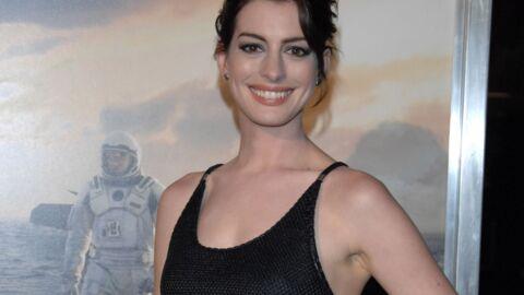 Anne Hathaway: on se moque d'elle dans un film, elle répond