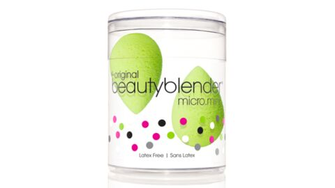 Beautyblender Micro Mini, la nouvelle astuce make-up