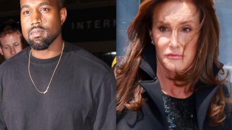 Caitlyn Jenner: comment Kanye West a réagi en la découvrant pour la première fois