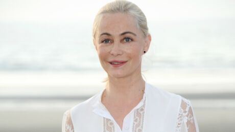 PHOTO Emmanuelle Béart pose sans maquillage et elle est sublime !