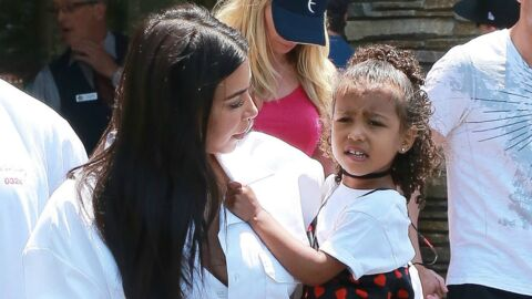 VIDEO North West, la fille de Kim Kardashian, affiche un nouveau look qui lui va à ravir!