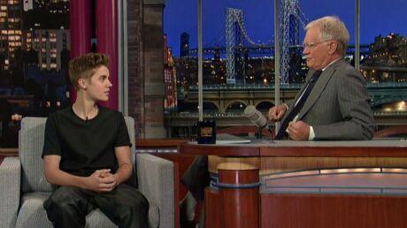 VIDEO Justin Bieber fait encore une erreur à la télévision américaine