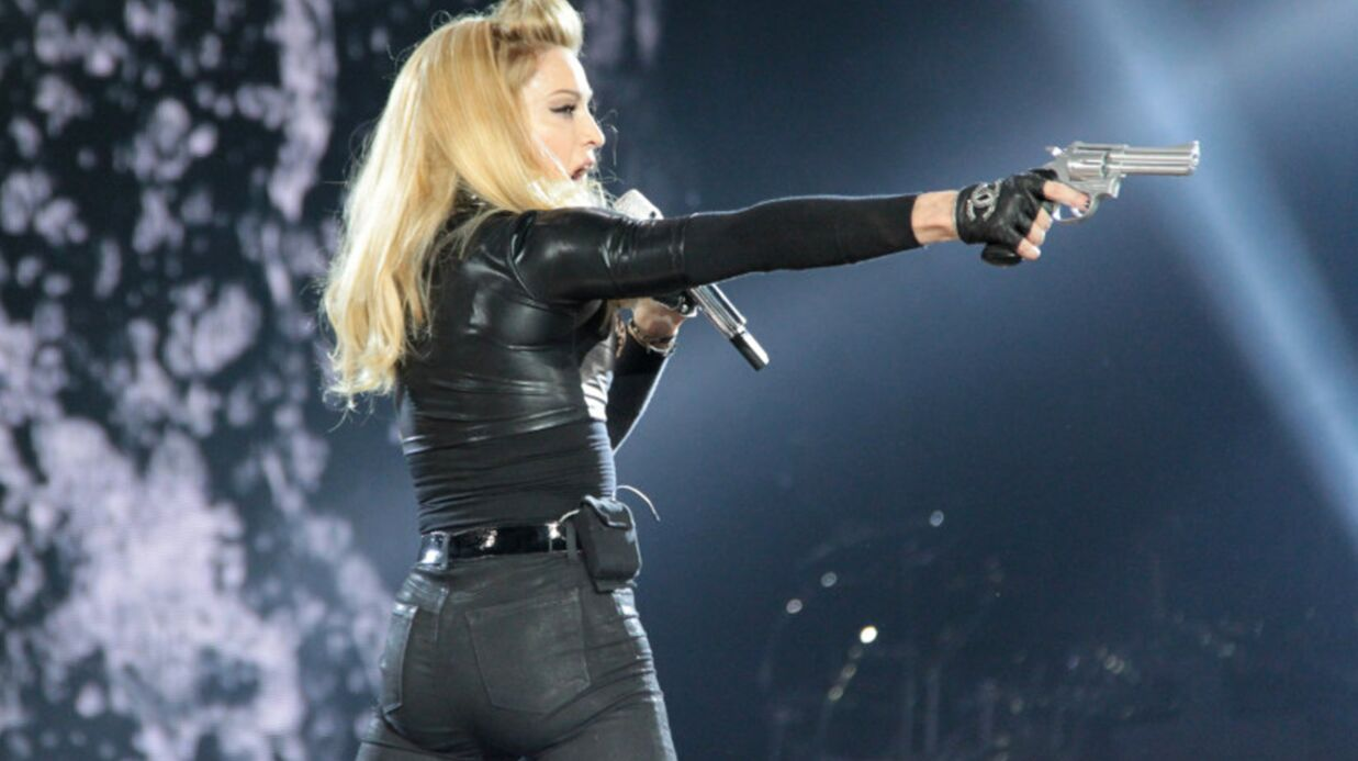 Madonna ferait stériliser les scènes et costumes du MDNA Tour