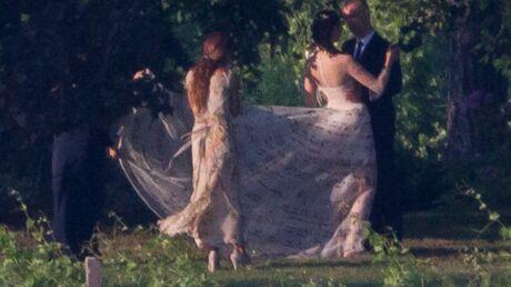 PHOTOS Eros Ramazzotti a épousé Marica Pellegrinelli, sa compagne de 25 ans