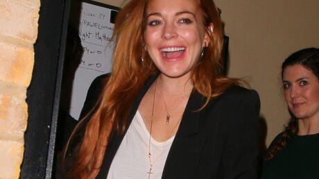 Lindsay Lohan: nue dans un magasin, elle est coursée par des vendeurs