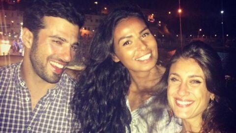 PHOTOS Koh-Lanta: retrouvailles pour Karima et les amoureux Romain et Laureen