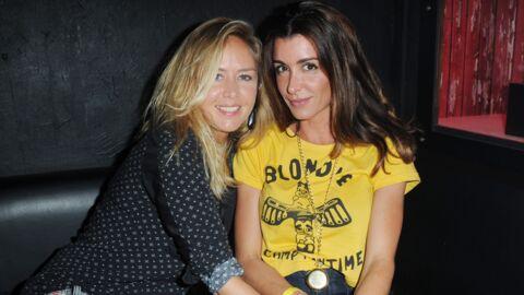 PHOTOS Jenifer et Enora Malagré s'éclatent en boîte avec Doc Gynéco