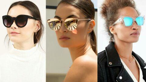 Tendance été 2016: Associez votre paire de lunettes Quay Australia au bon rouge à lèvres