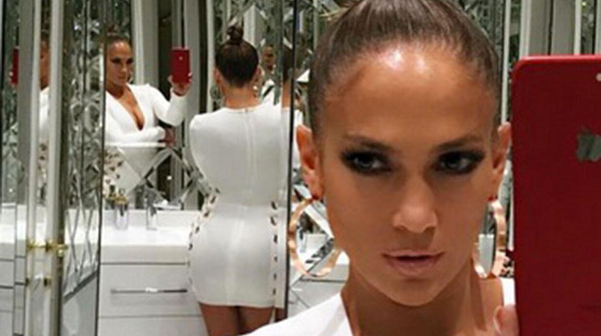 PHOTO Jennifer Lopez dévoile son corps de rêve, les internautes ébahis