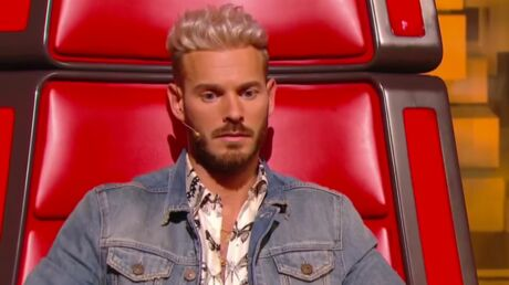 M Pokora confirme son départ de The Voice et de The Voice Kids