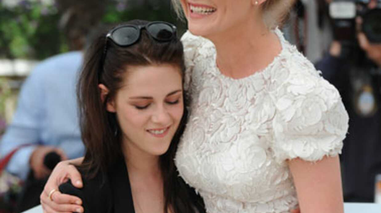 LOOK Kristen Stewart et Kirsten Dunst sublimes à Cannes