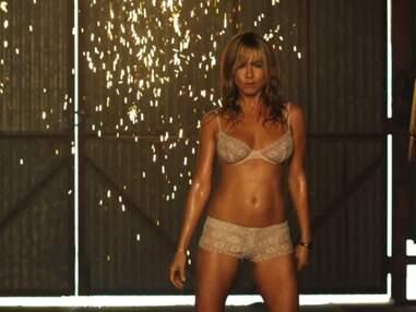 Jennifer Aniston sexy en strip-teaseuse pour We're the Millers