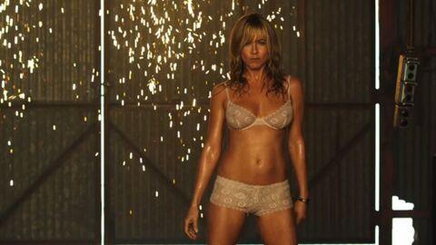 DIAPO Jennifer Aniston: ses strip-teases torrides pour son  nouveau film