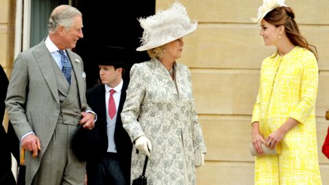 DIAPO Kate Middleton rayonnante à la garden party de Buckingham