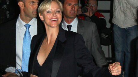 DIAPO Cannes: Sharon Stone et Charlène de Monaco glamour pour une soirée Cavalli
