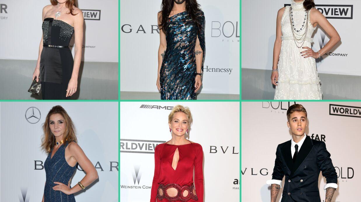DIAPO Cannes Conchita Wurst, Carla Bruni, Marion Cotillard: le casting fou du Gala de l'amfAR