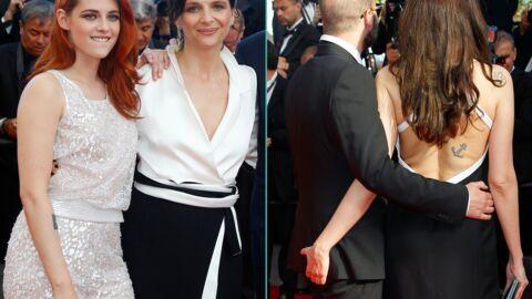 PHOTOS Cannes: Kristen Stewart et Juliette Binoche radieuses, Helena Noguerra coquine