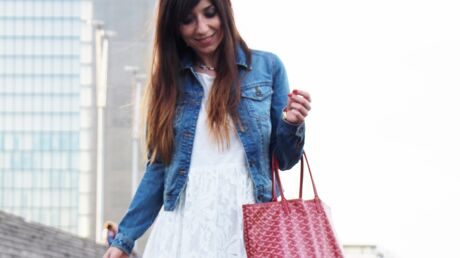 Marieluvpink – La petite robe, oui, mais blanche