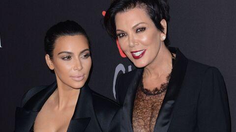 PHOTO Kim Kardashian très jeune sur une photo dossier publiée par sa mère