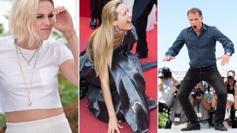 PHOTOS Cannes 2016: Chutes, grimaces, délires… le bêtisier du festival