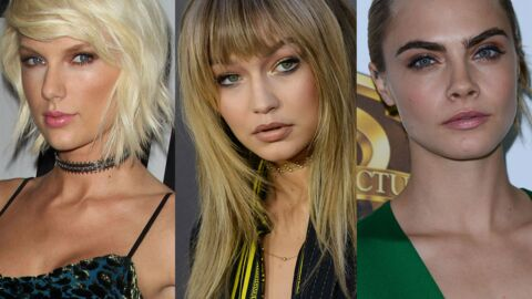 Taylor Swift, Gigi Hadid et Cara Delevingne visées par des menaces de mort