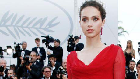 PHOTOS Cannes 2017 – Jenaye Noah: sublime, la fille de Yannick Noah a fait sa 1ère montée des marches