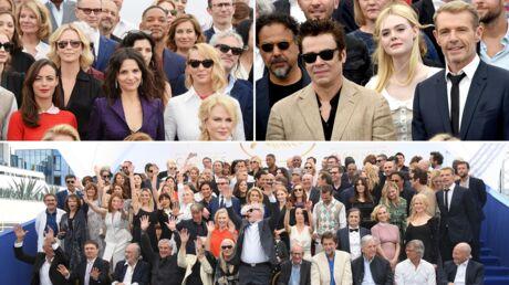 PHOTO Cannes 2017: 113 stars posent ensemble pour un incroyable cliché fêtant les 70 ans du Festival