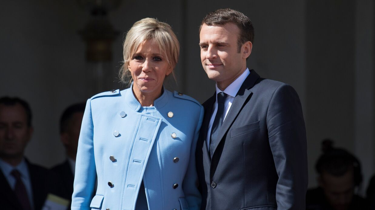Brigitte et Emmanuel Macron: pourquoi ils mettent autant de temps à s'installer à l'Elysée