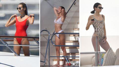 PHOTOS Cannes 2017 version sexy: avec Bella Hadid, Kendall Jenner & cie, le spectacle est sur les yachts
