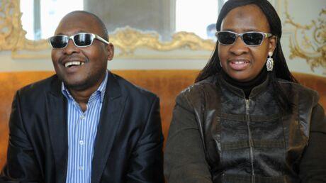 Amadou & Mariam morts de rire devant les imitations d'Omar et Fred