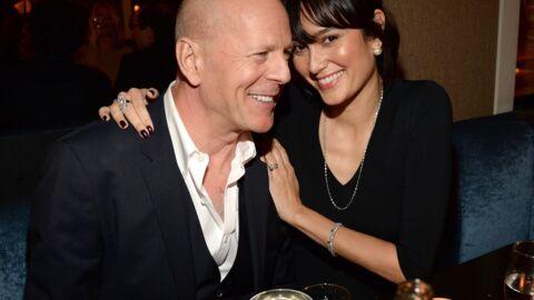 PHOTOS Bruce Willis a fêté ses 60 ans entouré de sa famille et de ses amis célèbres