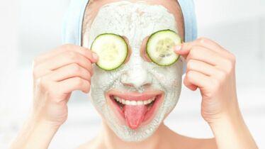 Des soins visage avec les ingrédients de votre frigo