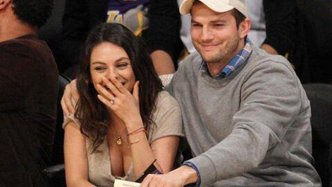 C'est officiel: Mila Kunis et Ashton Kutcher se sont mariés!