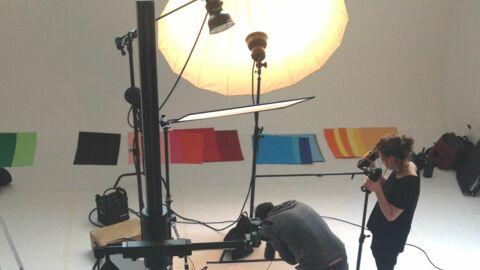 PHOTOS Découvrez les coulisses du shooting Voici Spécial accessoires