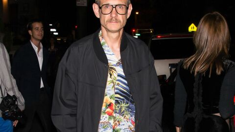 PHOTO Terry Richardson papa de jumeaux