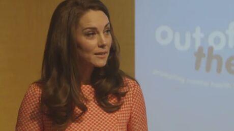 Kate Middleton se livre à cœur ouvert sur ses difficultés de maman
