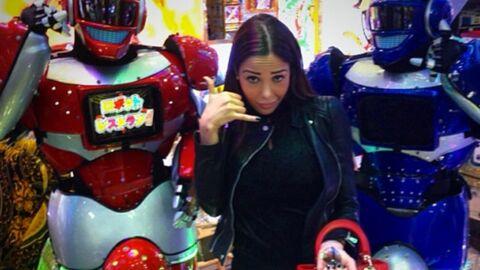 DIAPO Les folles aventures de Nabilla au Japon