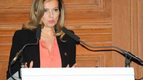 Valérie Trierweiler ne veut plus se taire