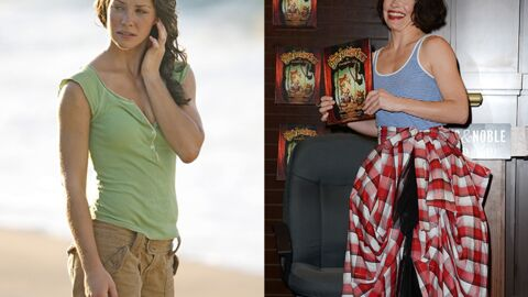 DIAPO La folle reconversion de la sexy Evangeline Lilly (Lost)