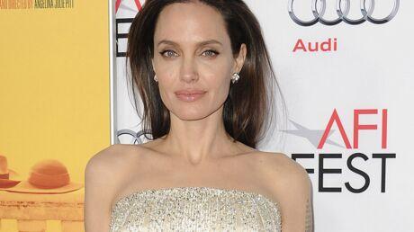 Angelina Jolie adore être en ménopause