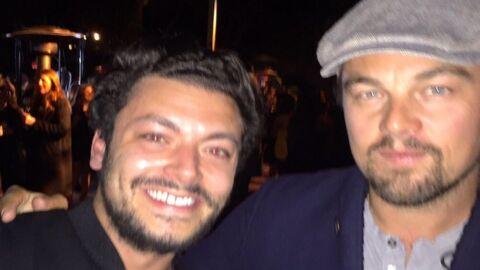 PHOTO Kev Adams réalise son «rêve de gosse» en rencontrant Leonardo DiCaprio