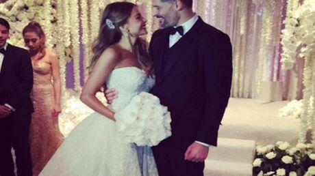 PHOTOS Sofia Vergara et Joe Manganiello se sont mariés!