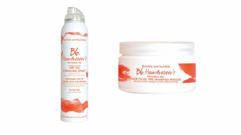 Bumble and bumble lance deux nouveaux soins pour hydrater les cheveux secs